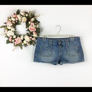🍍5/$25 American Eagle Shorty Shorts